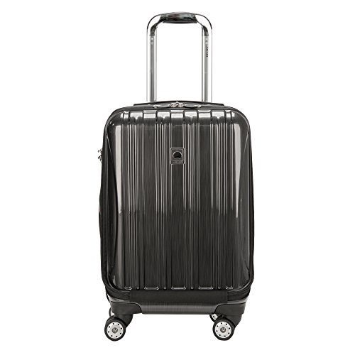 (DELSEY Paris Carry-On International, Brushed Charcoal)