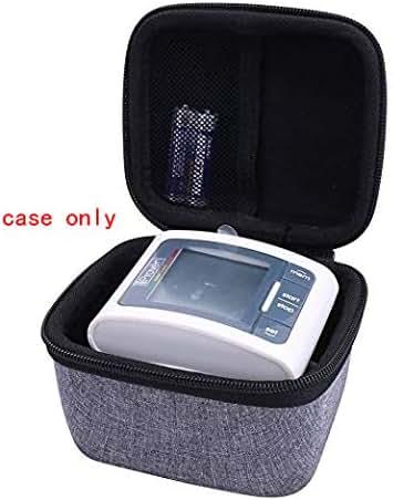 Aenllosi Hard Storage Case for iProven Wrist Blood Presure Monitor Cuff BPM fits iProvèn BPM-337