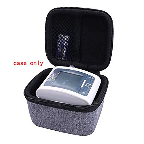 Aenllosi Hard Storage Case for iProven Wrist Blood Presure Monitor Cuff BPM fits iProvèn BPM-337