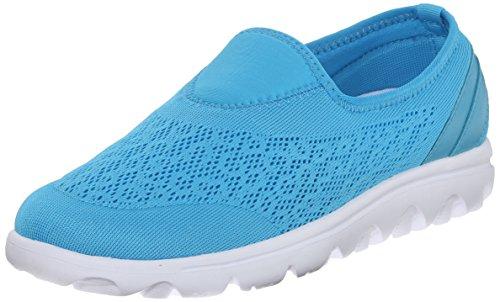 Propet TravelActiv Slip On Mujer Estrechos Zapatos para Caminar