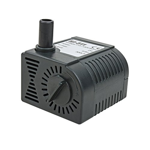 uxcell Submersible Waterfall AC110V 120V Multi function
