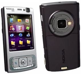 Nokia N95 unlocked Mobile Phone Cellular