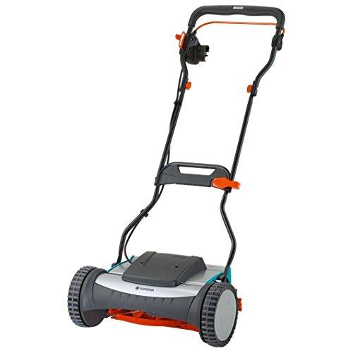 Gardena 04028-20 ''380 Ec'' Electric Mower - Grey/Orange by Gardena