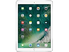 "10.5"" Multi-Touch Retina Display 2224 x 1668 Screen Resolution (264 ppi)Apple A10X SoC with M10 Coprocessor 802.11ac Wi-Fi, Bluetooth 4.2Front 7MP FaceTime HD Camera Rear 12MP CameraFour-Speaker Audio Design Night Shift, True Tone DisplayLigh..."