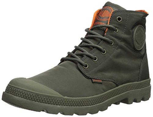 Palladium Unisex Puddle Ankle Boot, Green, 10 Medium US