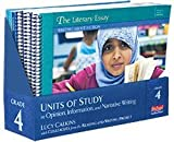 img - for Units of Study in Opinion, Information, and Narrative Writing, Grade 4 (The Units of Study in Opinion, Information, and Narrative Writing Series) book / textbook / text book