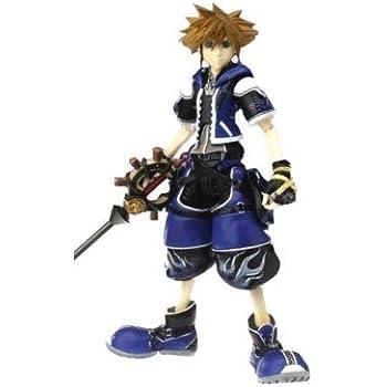 Amazon.com: Kingdom Hearts 2 Wisdom Form Sora Blue Ver.: Toys & Games