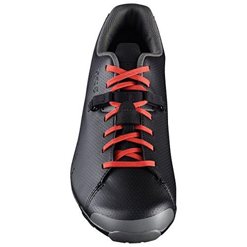 SHIMANO SHXC5PC390SL00 - Zapatillas ciclismo, 39, Negro, Hombre