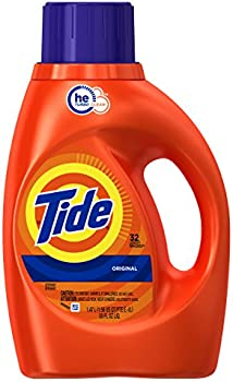 Tide HE Liquid Detergent Original 32 Loads 50 oz