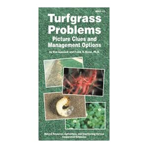Turfgrass Problems: Picture Clues and Management Options (NRAES, No. 125)