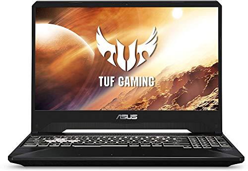 "Asus TUF Gaming Laptop, 15.6"" IPS Full HD, AMD Quad-Core Ryzen 5 3550H up to 3.7Ghz, Radeon Rx 560X, Backlit Keyboard Bluetooth Windows 10 + CUE Accessories (8GB DDR4, 256GB SSD)"