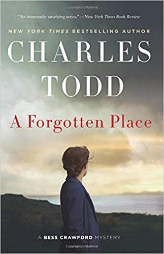 - [By Charles Todd ] A Forgotten Place: A Bess Crawford Mystery (Bess Crawford Mysteries) (Hardcover)【2018】by Charles Todd (Author) (Hardcover)