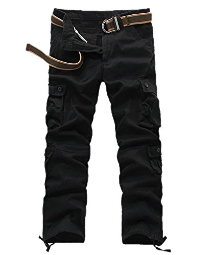 Washed Cotton Canvas Jean - 7