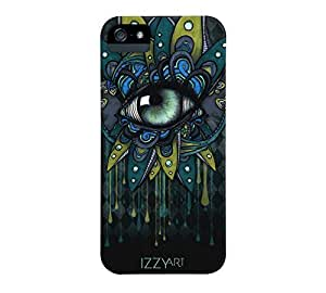 Gypsy Eye iPhone 5/5s Black Barely There Phone Case - Design By Humans