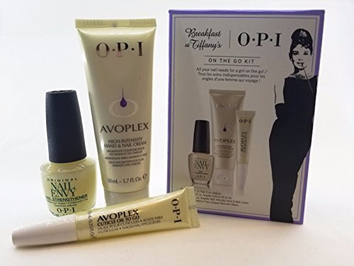 Breakfast at Tiffany's (On The Go Kit) (Cuticle Oil Avoplex)