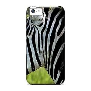 New Zebra Nature Desktop Backgrounds Tpu Case Cover, Anti-scratch Yxo3587VCgn Phone Case For Iphone 5c