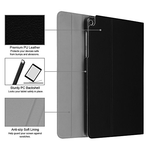 a23e80f9232 Fintie ASUS ZenPad 3S 10 Z500M Keyboard Case (NOT FIT Model# Z500KL) -  SlimShell Lightweight Stand Cover w/Magnetically Detachable Wireless  Bluetooth ...