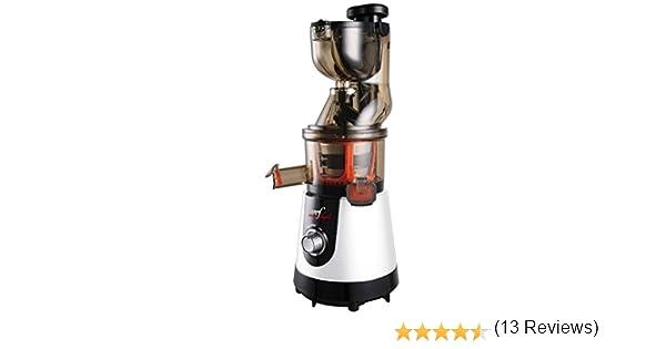 Melchioni - Vega XL Extractor en frío de boca ancha con picadora ...