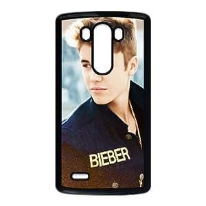 LG G3 Phone Cases Black Justin Bieber DRY921131