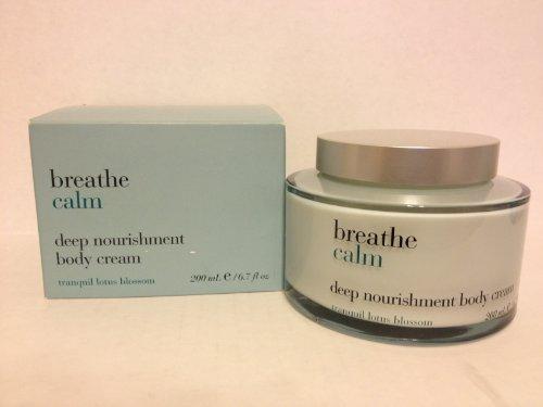 Bath & Body Works Breathe Calm Deep Nourishment Body Crea...