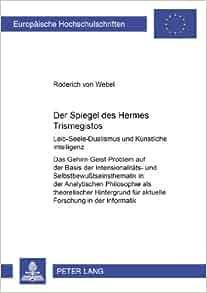 Amazon.com: Der Spiegel des Hermes Trismegistos: Leib