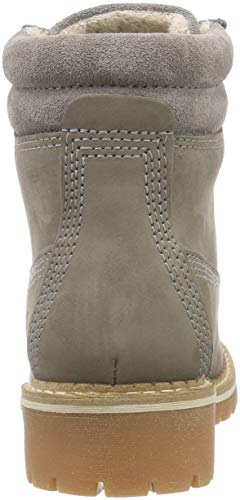 light 25242 254 Rangers Grey Gris Bottes Tamaris 21 Femme OPYqwR