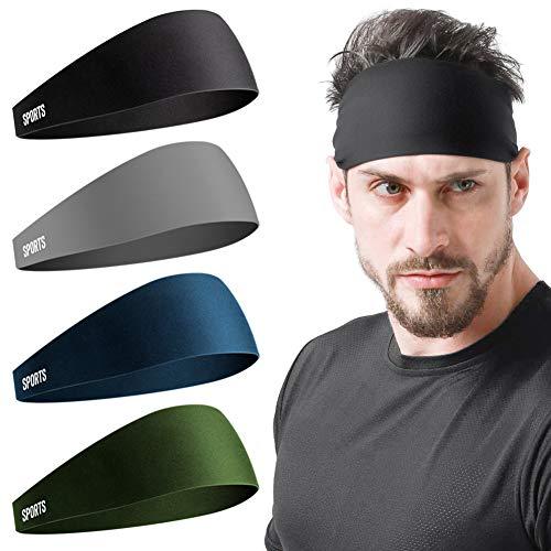 Vgogfly Sweat Headbands for