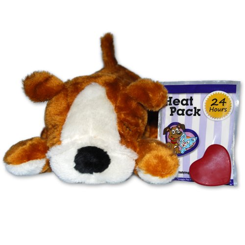 Snuggle Pet Products Snuggle Puppies Behavioral Aid Toy for Pets, Boxer/Bulldog