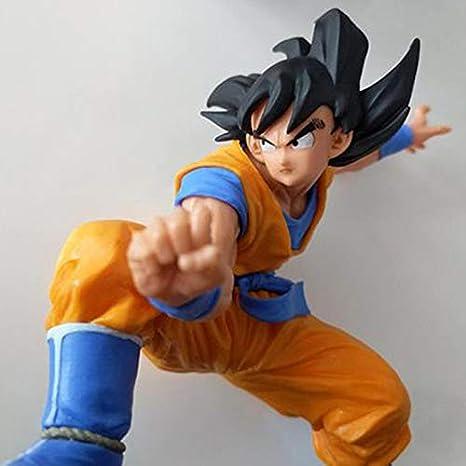 RMJAI Dragon Ball - Anime Modelo Juguetes Hechos a Mano Pelo ...