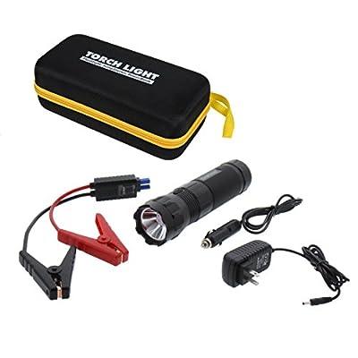 Pilot Automotive CA-9809 Torch Light (Flashlight, Jump Starter, Power Bank)