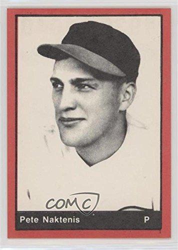 Pete Naktenis (Baseball Card) 1977 TCMA 1939-40 Cincinnati Reds - [Base] #27