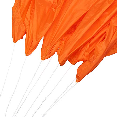 Sevenmore Parachute 2.4m Parachute Ejection Umbrella for 5-6kg X-UAV Talon Clouds FPV RC Airplane Drone Outdoor Flying Shooting by Sevenmore (Image #3)