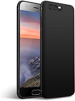 Olliwon Funda Huawei Honor 9, Ultra Slim Silicona TPU Carcasa Anti ...