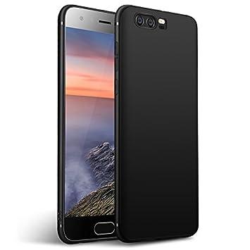 Olliwon Funda Huawei Honor 9, Ultra Slim Silicona TPU Carcasa Anti-Arañazos y Antideslizante 360 Cover Case para Huawei Honor 9 Nergo