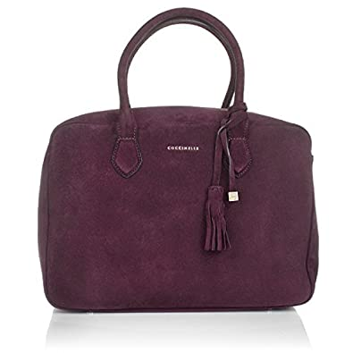 a58a7da06c4 GENUINE COCCINELLE Bag London suede Female Must - c1ta2180101286   Amazon.co.uk  Shoes   Bags