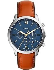 Fossil Men's Neutra Stainless Steel Quartz Chronograph Watch