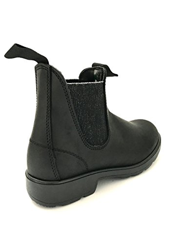 Chelsea Boots Stivaletti In 973 Zeta Mainapps Jn2158 Pelle Beatles Nero Shoes xww6TpIq