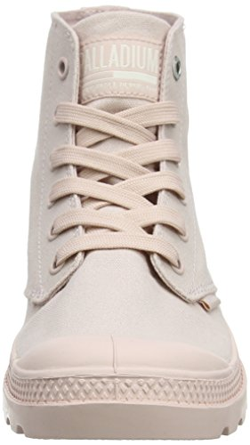 Palladium Pampa Hi Mono Chrome Mixte, Baskets Hautes Femme Rose (Peach Whip K74)