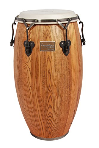 - Tycoon Percussion 11 3/4 Inch Signature Grand Series Conga With Single Stand