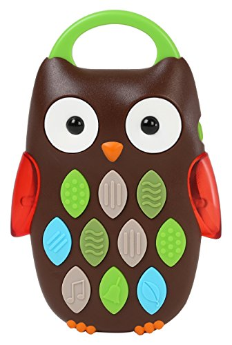 Infant Musical Diapers - Skip Hop Baby Explore and More Musical Mobile Phone Toy, Owl