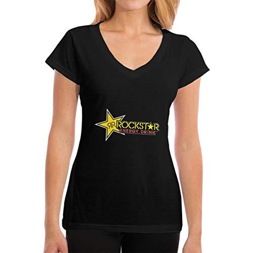 rockstar energy shirt women - 1