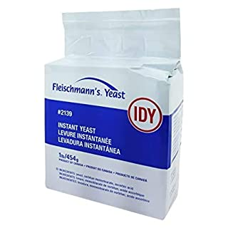 Fleischmann's Instant Dry Yeast 1lb bag Thank you so much for your purchase. I hope you are happy with it and I hope to do business with you again.