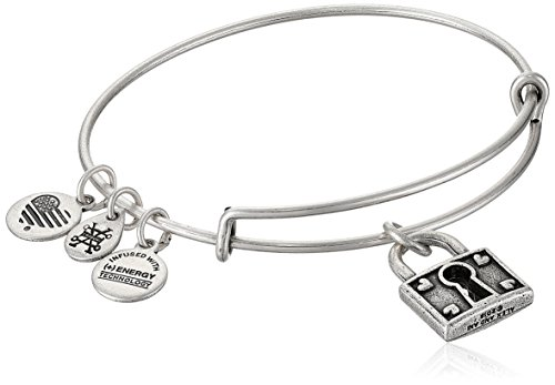 Alex and Ani Unbreakable Love EWB, Rafaelian Silver, Expandable from Alex and Ani