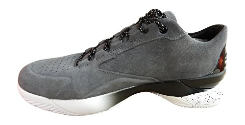 Under Armour UA Curry 1 Lux Low SDE Mens Basketball Trainers 1296619 Sneakers Shoes Graphite Black Graphite Black 040 countdown package for sale Apfl6