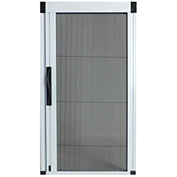 Lovely Greenweb Retractable Screen Door 34 Inch By 82 Inch Kit