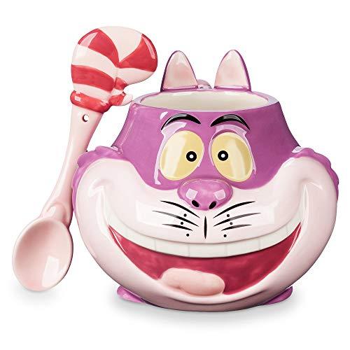 Disney Cheshire Cat Mug and Spoon Set