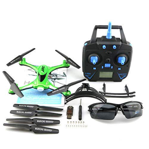 JJR/C H31 2.4GHz 4CH 6-Axis Gyro RC Quadcopter Waterproof RTF Mini Drone with CF Headless Mode/One-Key Return/3D Flip & Roll