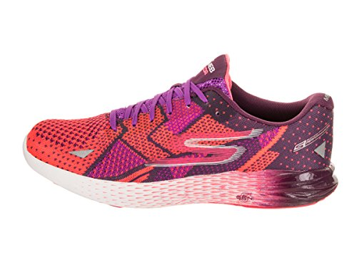 Razor Skechers Skechers Pink Running MEB Purple Shoe Go Womens Womens aBq1qnxwPZ