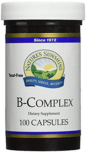 Naturessunshine Vitamin B Complex 100 capsules