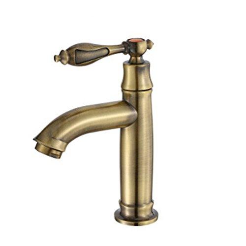 NewBorn Faucet Wasserhähne Warmes und Kaltes Wasser Größe Qualität Retro Becken Wasser Düse Tsing Einzigen Kalten Wasser Wasser Tippen Sie auf